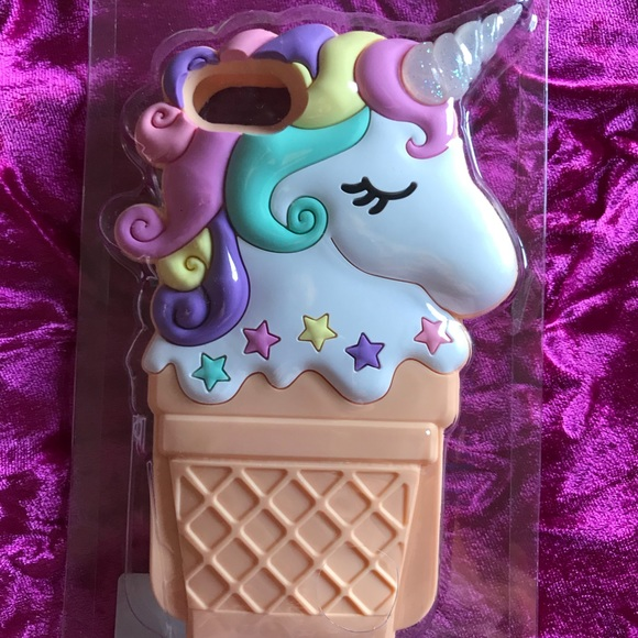 check out 34bc3 e9d40 IPhone 6/7/8 case unicorn rainbow